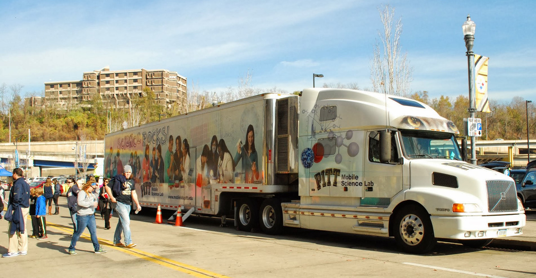 Pitt Mobile Science Lab
